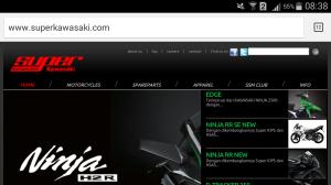 Super Sukses Motor Kawasaki