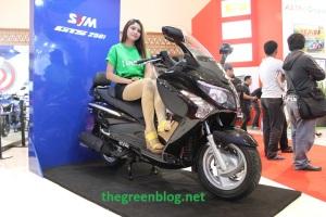 SYM GTS 250 2
