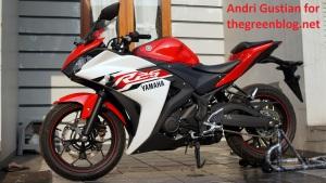 Yamaha YZF-R25 02