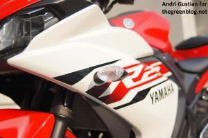 Yamaha YZF-R25 05