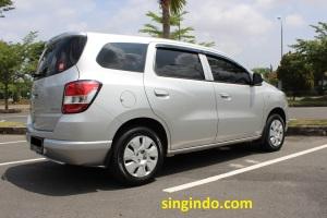Chevrolet Spin 5