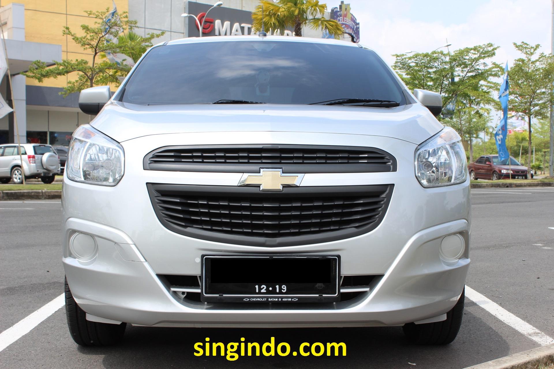 Variasi Mobil Chevrolet Spin Terbaru
