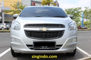 Chevrolet Spin Front