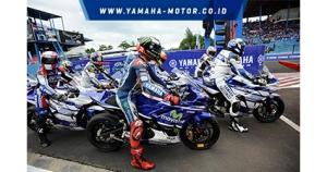 Yamaha Gelar Perdana Sunday Race R Cup Series 2