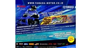 Yamaha Sunday Race R Cup Series 1